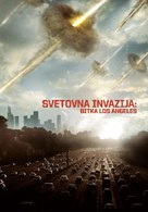 Battle: Los Angeles - Slovenian Movie Poster (xs thumbnail)