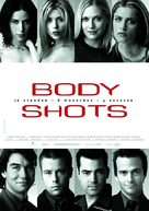 Body Shots - German poster (xs thumbnail)