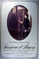 Passione d'amore - Italian Movie Poster (xs thumbnail)