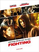 Fighting - French Movie Poster (xs thumbnail)