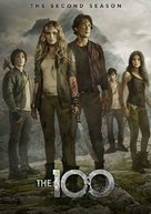 """""""The 100"""" - DVD movie cover (xs thumbnail)"""