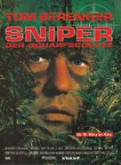 Sniper - German Movie Poster (xs thumbnail)