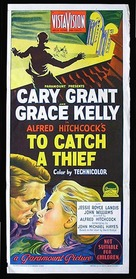 To Catch a Thief - Australian Movie Poster (xs thumbnail)