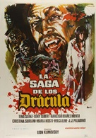 La saga de los Drácula - Spanish Movie Poster (xs thumbnail)