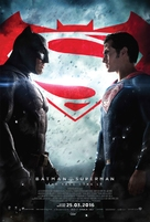 Batman v Superman: Dawn of Justice - Vietnamese Movie Poster (xs thumbnail)