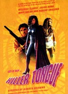 La lengua asesina - DVD cover (xs thumbnail)