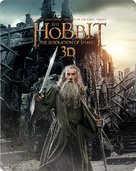 The Hobbit: The Desolation of Smaug - British Movie Cover (xs thumbnail)