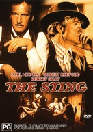The Sting - Australian Movie Cover (xs thumbnail)