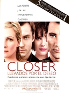 Closer - Argentinian poster (xs thumbnail)