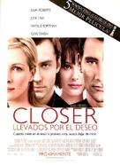 Closer - Argentinian poster (xs thumbnail)