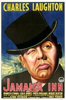 Jamaica Inn - Australian Movie Poster (xs thumbnail)