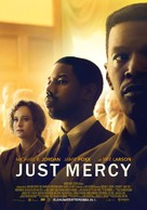 Just Mercy - Finnish Movie Poster (xs thumbnail)