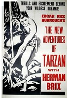 The New Adventures of Tarzan - Movie Poster (xs thumbnail)