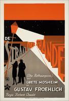 Die Rothausgasse - Dutch Movie Poster (xs thumbnail)