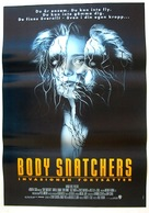 Body Snatchers - Swedish Movie Poster (xs thumbnail)