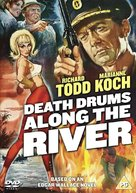 Death Drums Along the River - British DVD cover (xs thumbnail)