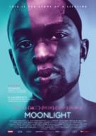 Moonlight - Belgian Movie Poster (xs thumbnail)
