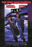 Fled - Movie Poster (xs thumbnail)