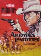 Arizona Raiders - Danish Movie Poster (xs thumbnail)