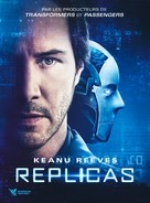 Replicas - French DVD movie cover (xs thumbnail)