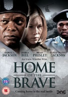 Home of the Brave - British DVD cover (xs thumbnail)