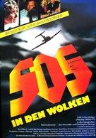 Mayday at 40,000 Feet! - German Movie Poster (xs thumbnail)