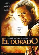 """""""El Dorado"""" - Danish DVD cover (xs thumbnail)"""
