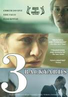 3 Backyards - DVD movie cover (xs thumbnail)