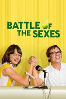 Battle of the Sexes - Movie Cover (xs thumbnail)