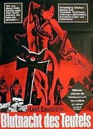 Werewolves on Wheels - German Movie Poster (xs thumbnail)