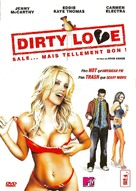 Dirty Love - French DVD cover (xs thumbnail)
