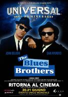 The Blues Brothers - Italian Movie Poster (xs thumbnail)