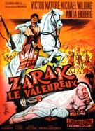 Zarak - French Movie Poster (xs thumbnail)