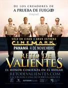 Courageous - Panamanian Movie Poster (xs thumbnail)