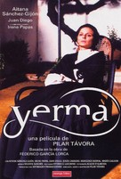 Yerma - Spanish Movie Cover (xs thumbnail)
