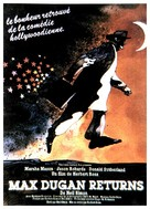 Max Dugan Returns - French Movie Poster (xs thumbnail)