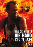 Die Hard: With a Vengeance - Danish DVD movie cover (xs thumbnail)