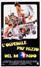 Young Doctors in Love - Italian Movie Poster (xs thumbnail)