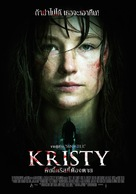 Kristy - Thai Movie Poster (xs thumbnail)