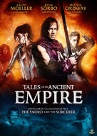 Tales of the Ancient Empire - Swedish DVD cover (xs thumbnail)