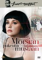 La mariée était en noir - Finnish DVD cover (xs thumbnail)