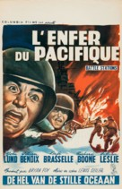 Battle Stations - Belgian Movie Poster (xs thumbnail)