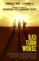 Bad Turn Worse - Movie Poster (xs thumbnail)