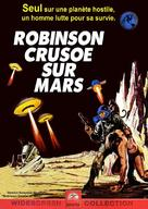 Robinson Crusoe on Mars - French Movie Cover (xs thumbnail)