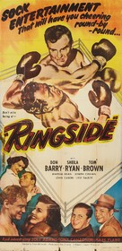 Ringside - Movie Poster (xs thumbnail)