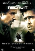 The Recruit - DVD cover (xs thumbnail)