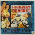 Highway Dragnet - Movie Poster (xs thumbnail)