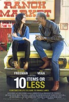 10 Items or Less - Movie Poster (xs thumbnail)