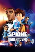 Spies in Disguise - German Movie Cover (xs thumbnail)