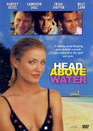 Head Above Water - DVD cover (xs thumbnail)